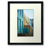 Color living Framed Print