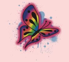 Butterfly by Shannon Paskaruk
