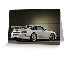 Porsche 911 GT3RS 4.0 Greeting Card