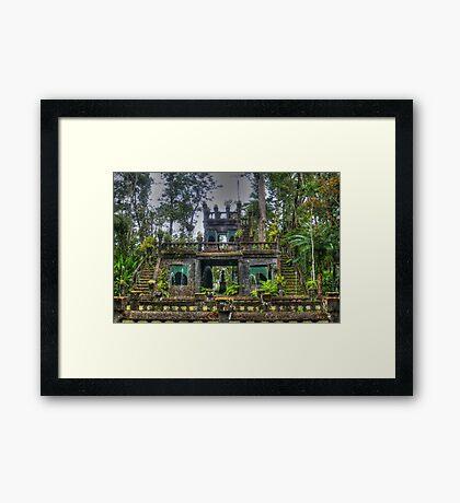 parrenella park QLD Framed Print