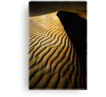 The Sand Dune Canvas Print