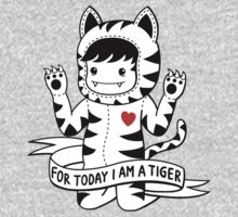 For today I am a tiger T-Shirt