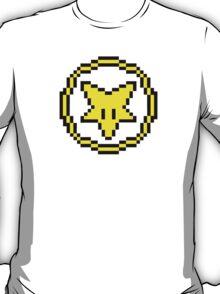 8 bit pentagram T-Shirt