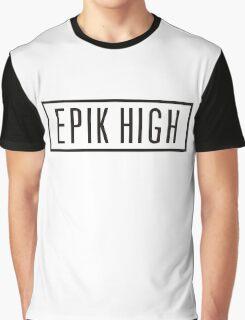 Epik High Graphic T-Shirt