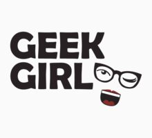 Geek Girl by QueenHare