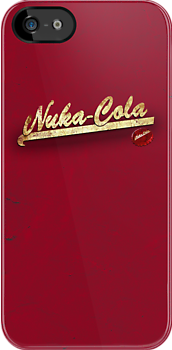 Nuka-Cola by synaptyx