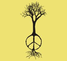 Hope rooted in peace Kids Clothes