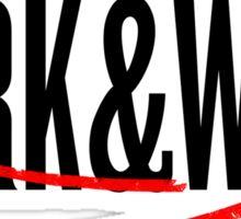 Dark & Wild  Sticker