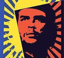 Che (Burst) by mongoliandevil