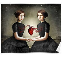 Twin Heart Poster