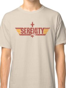 Top Serenity (Red/Gold) Classic T-Shirt