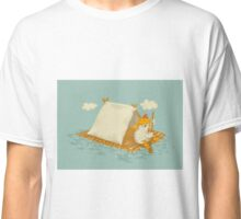 Chicken on a Raft Classic T-Shirt