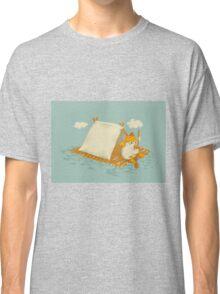 Chicken on a Raft Classic T-Shirt