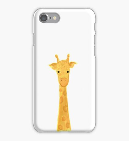 Baby Giraffe iPhone Case/Skin