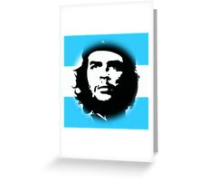 Che (Argentina) Greeting Card