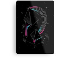 In Deep Space Metal Print