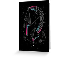 In Deep Space Greeting Card