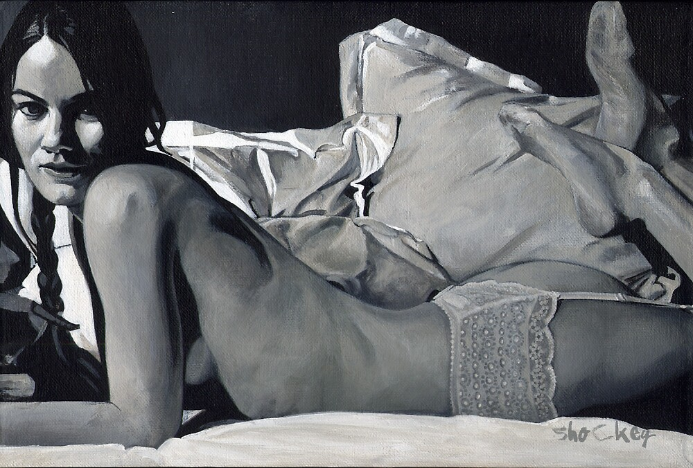 Classic Girl by Derek Shockey