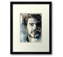 Henry, featured in Vavoom, Art Universe, featured in Group-Gallery of Art and Photography Framed Print