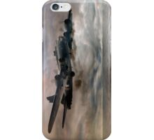 B-17 Flying Fortress - Almost Home iPhone Case/Skin