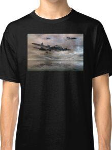 B-17 Flying Fortress - Almost Home Classic T-Shirt