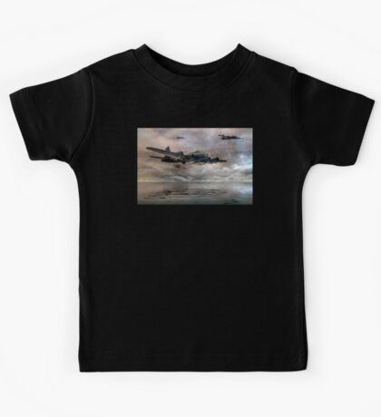 B-17 Flying Fortress - Almost Home Kids Tee
