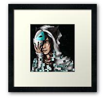Datalyte Framed Print