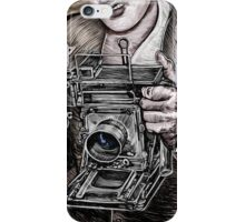 The Camera King iPhone Case/Skin