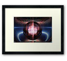 Event Horizon Framed Print