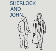 Sherlock and John by nataratatata