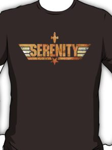 Top Serenity (Orange-Gold) T-Shirt