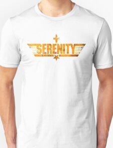 Top Serenity (Orange-Gold) Unisex T-Shirt