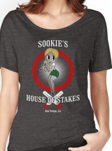 Sookies House of Stakes Women's Relaxed Fit T-Shirt