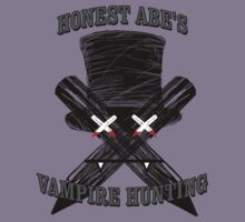 Honest Abes Vampire Hunting by Eli Rutten
