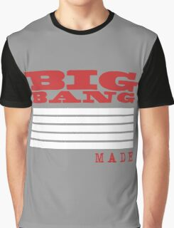 BigBang Made Graphic T-Shirt