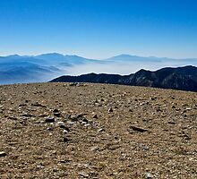 Mountain Top Blues by Benjamin Curtis