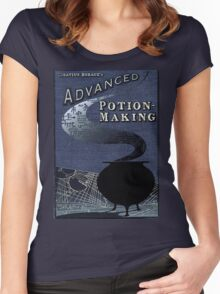 Advanced Potion Making Women's Fitted Scoop T-Shirt
