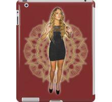Lace Lindsay 2 iPad Case/Skin