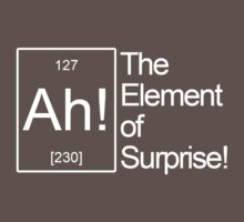The Element of Surprise! Kids Clothes