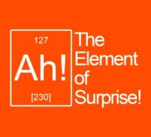 The Element of Surprise! Kids Clothes
