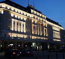 Radisson Blu Carlton Hotel, Bratislava by viewfrom99