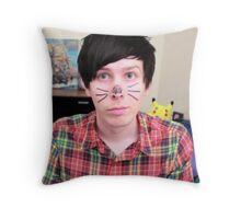 Phil Lester  Throw Pillow