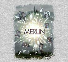 Merlin Primeval crossover annomally Unisex T-Shirt