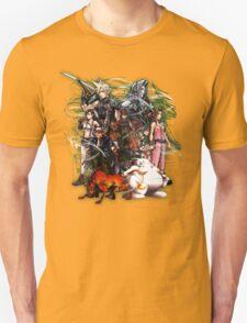 Final Fantasy VII - Collage Unisex T-Shirt