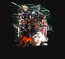 Final Fantasy VII - Collage Unisex T-Shirt