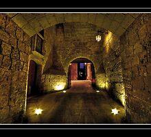 """GREEK TUNNEL GATE MDINA MALTA"" by RayFarrugia"