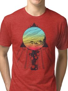 Filtering Reality Tri-blend T-Shirt