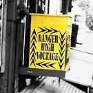 High voltage by Roxy J