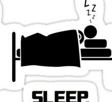 Eat. Sleep.Drive. Sticker