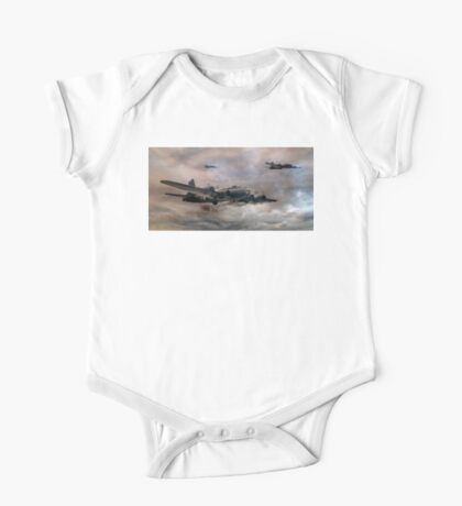 B-17 Flying Fortress - Almost Home 2 One Piece - Short Sleeve